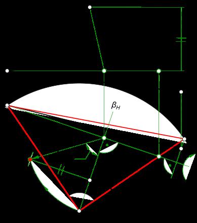 Рисунок треугольника abc
